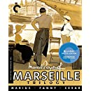 The Marseille Trilogy (Marius / Fanny / César) (The Criterion Collection) [Blu-ray]