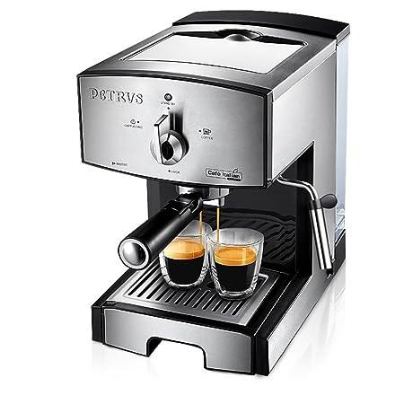 Máquina de café de estilo italiano Inicio Comercial Cafetera ...