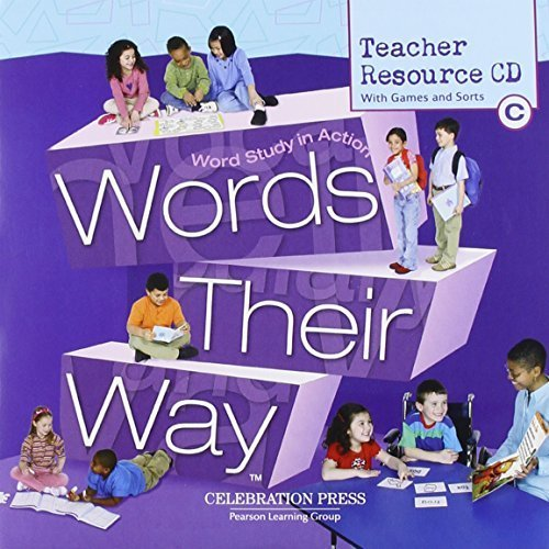 WORDS THEIR WAY LEVEL C CD-ROM 2005C by CELEBRATION PRESS (2004-10-15) (Words Their Way 2004)