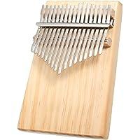 Docooler 17 Keys Mbira Pocket Musical Instrument Finger Piano Kalimba Portable Thumb Piano