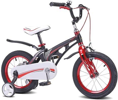 Xiaoping Rueda Auxiliar con la Bicicleta Infantil de Bicicletas Boy 2-3-6-7 Años de Edad de los niños: Amazon.es: Deportes y aire libre