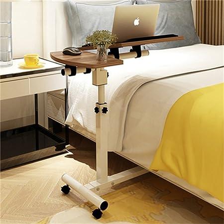 Mesa de computadora Mesa extraíble Simple y Moderna Mesa de Cama ...