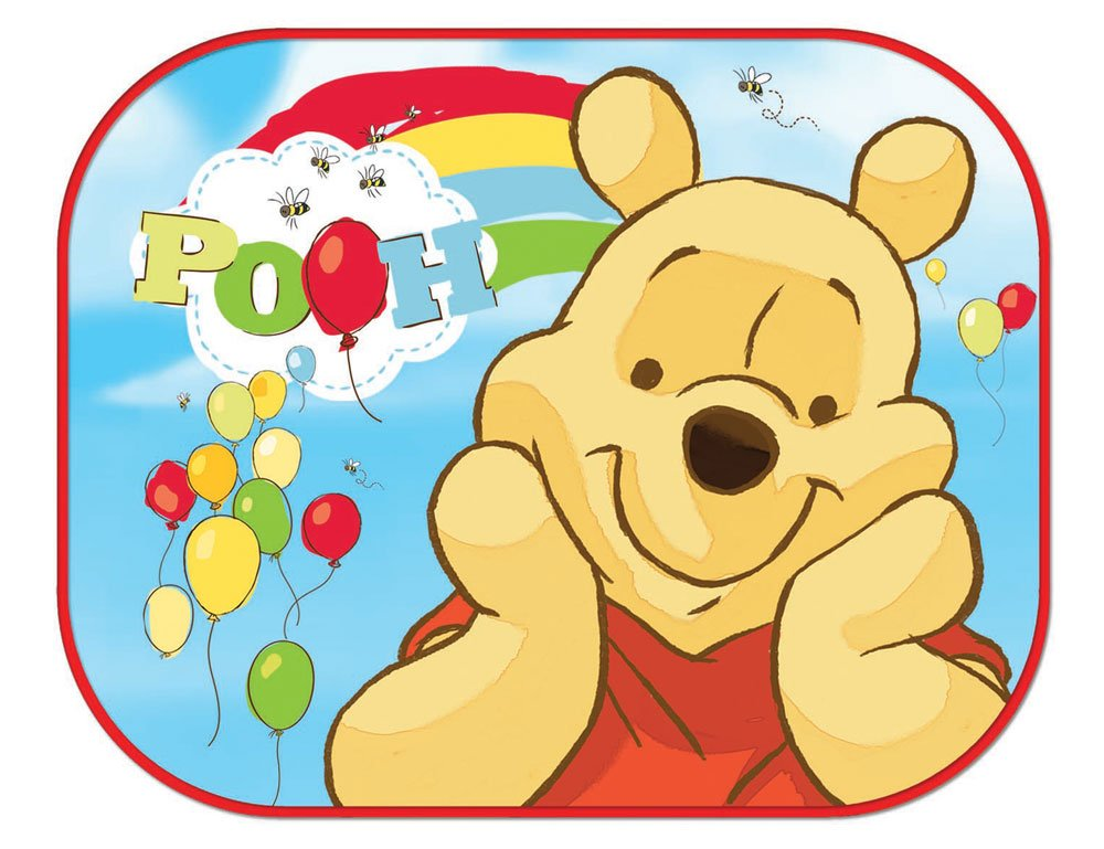 Disney 2 Rideaux Laté raux Winnie l'Ourson 28107