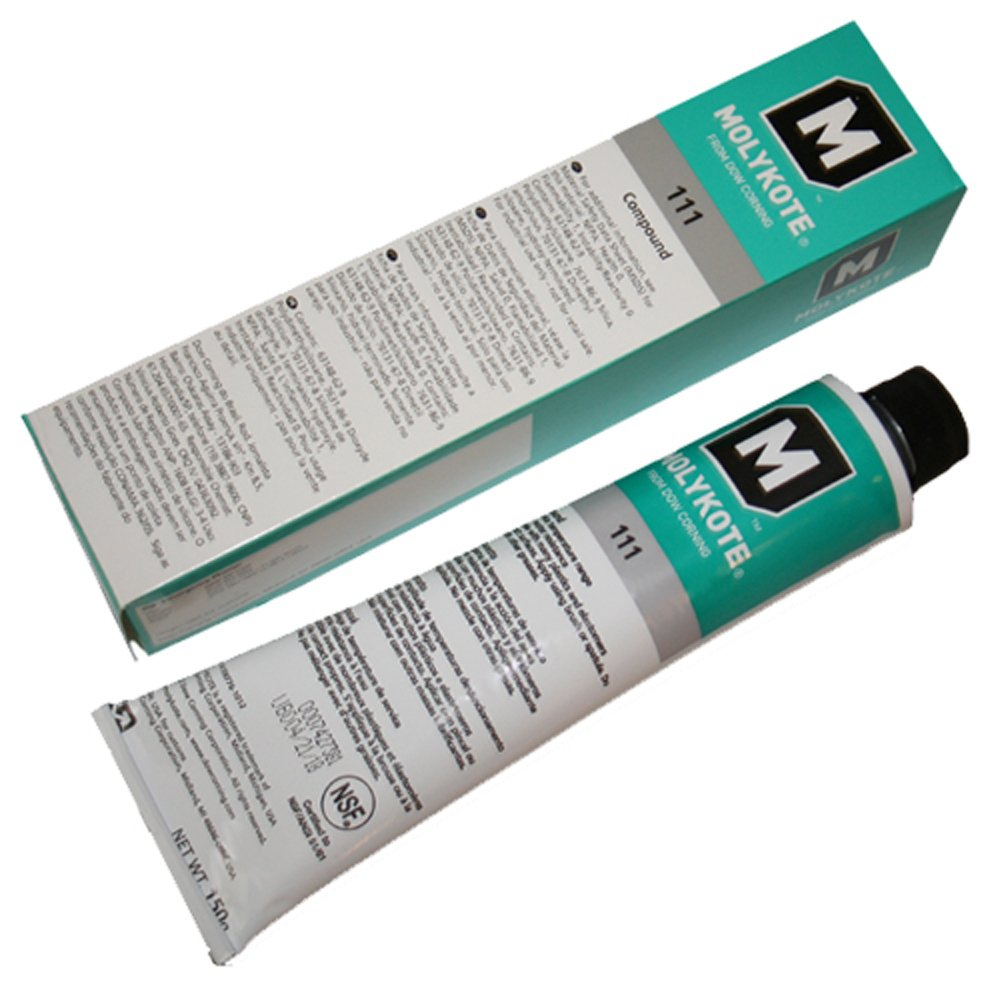 Dow Corning Molykote 111 Compound 5.3oz 150grams