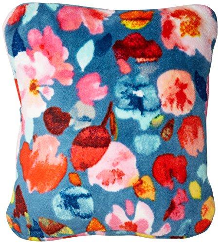 Vera Bradley Travel Blanket, Fleece, Scattered Superbloom,One size