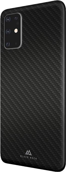 Black Rock Slim Case Suitable For Samsung Galaxy S20 Plus Mobile Phone Case Ultra Thin Iced Carbon Fibre Cover Flex Carbon Black Elektronik