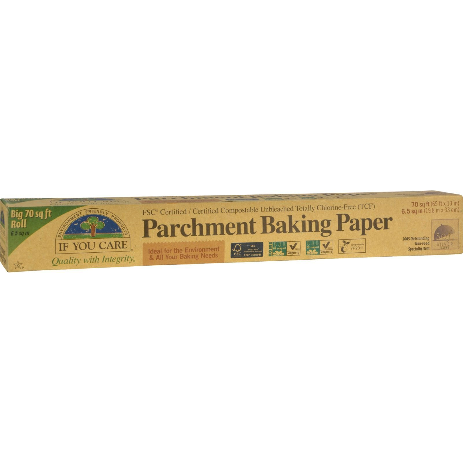 If You Care Parchment Paper - 70 Sq Ft Roll by If You Care