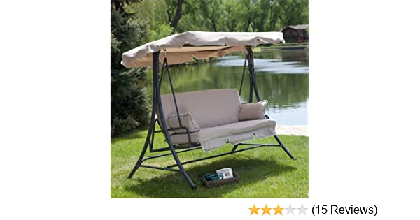 Amazon.com : Replacement Swing Canopy Top Cover - Medium Size : Outdoor  Canopies : Garden & Outdoor - Amazon.com : Replacement Swing Canopy Top Cover - Medium Size