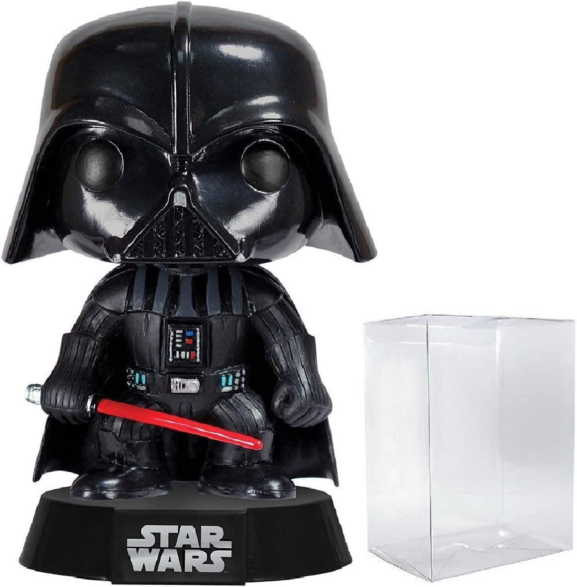 STAR WARS DARTH VADER BLOX BOBBLE-HEAD VINYL FIGURE BRAND NEW GREAT GIFT