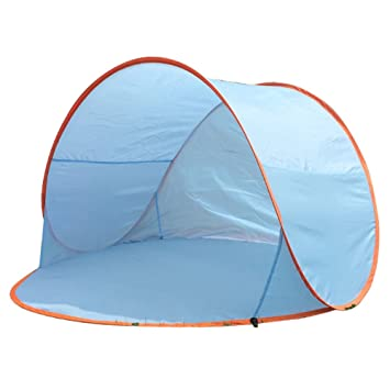 Creative Light Easy Up Sun-Shelter Fishing/Beach/Outdoor Tent BABY BLUE  sc 1 st  Amazon.ca & Creative Light Easy Up Sun-Shelter Fishing/Beach/Outdoor Tent ...