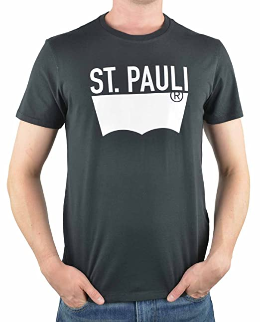 Levis® Destination Tee City St. Pauli - T-Shirt - Camiseta para hombre