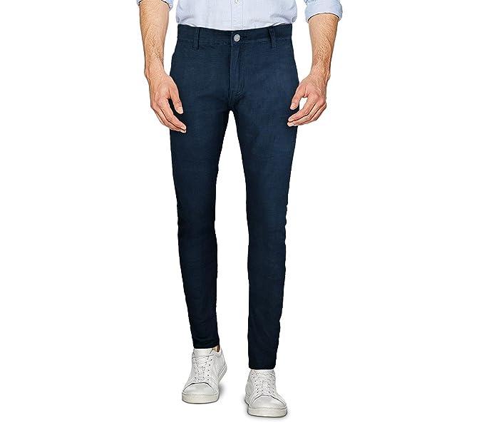 D1126 Pantalón chino 3-D JEANS para hombre mod. Ross talla ...