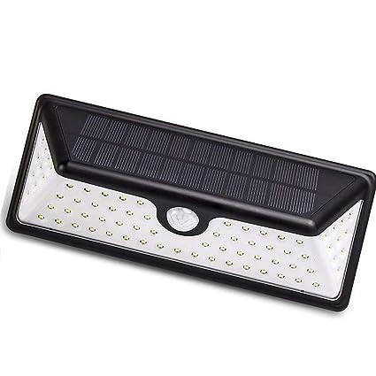 LJS-BQ 73 Luz de alimentación Solar con Sensor de Movimiento LED, Luces LED