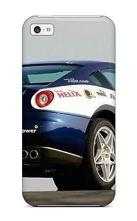 Perfect Free Ferrari Wallpaper Case Cover Skin For Iphone 5c