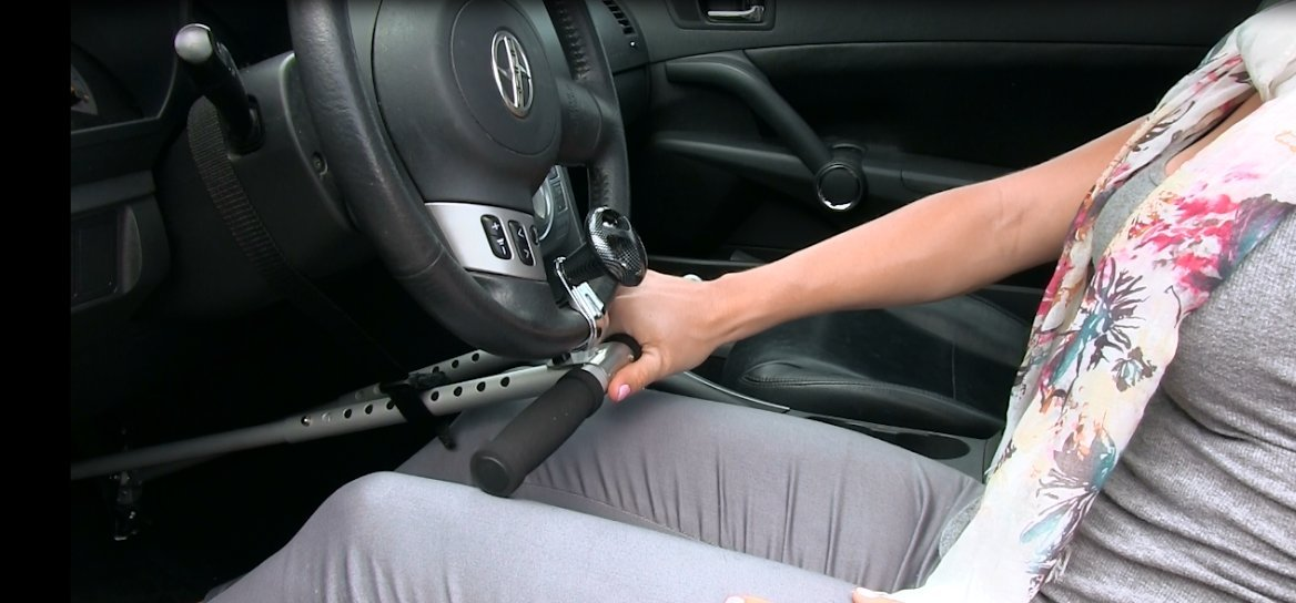 Liberty Staff Portable Hand Controls For Vehicles