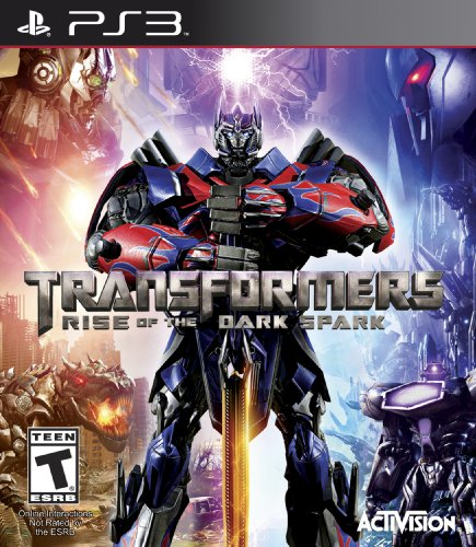 Transformers Rise of the Dark Spark - PlayStation 3 (Playstation 2 Transformers Games)