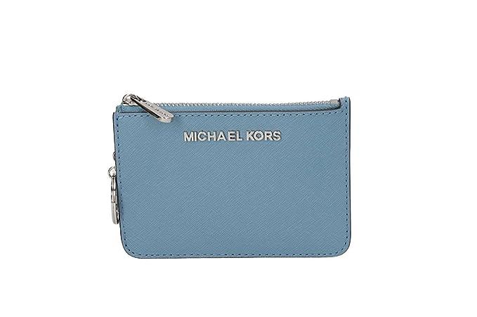 Michael Kors 35H7XGFP1L SKY Carteras Mujer Celeste TGUNI: Amazon.es: Ropa y accesorios
