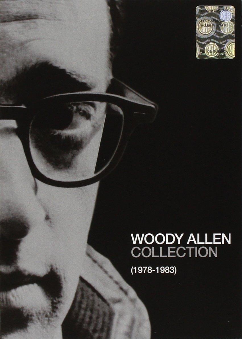 Woody Allen Collection 02 - 1978-1983 5 Dvd Italia: Amazon.es ...