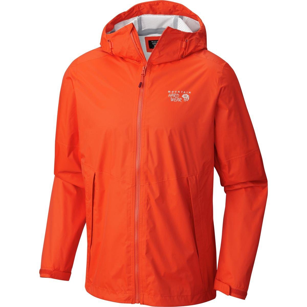 マウンテンハードウェア指数Jacket – Men 's B01GUI1JW8 Medium|ステートオレンジ ステートオレンジ Medium