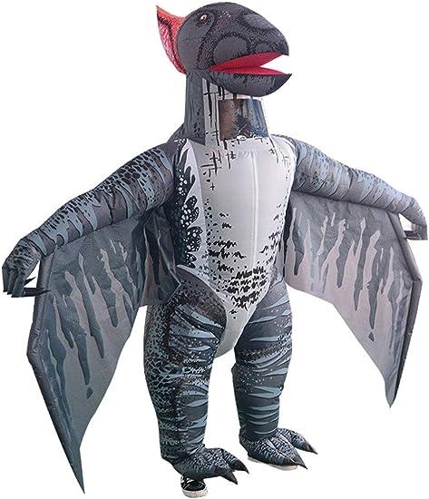 Snuter Disfraz de dinosaurio adulto inflable Disfraz de Dragon ...