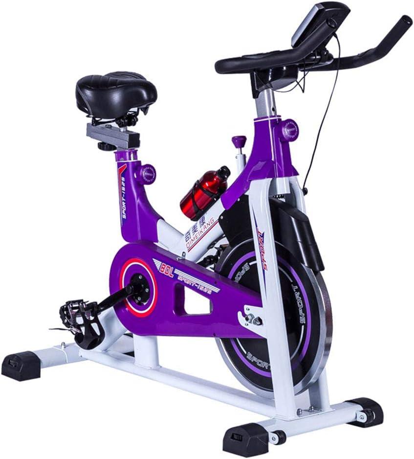 BF-DCGUN Bicicleta de Ejercicio para Ciclismo Indoor, Bicicleta de ...