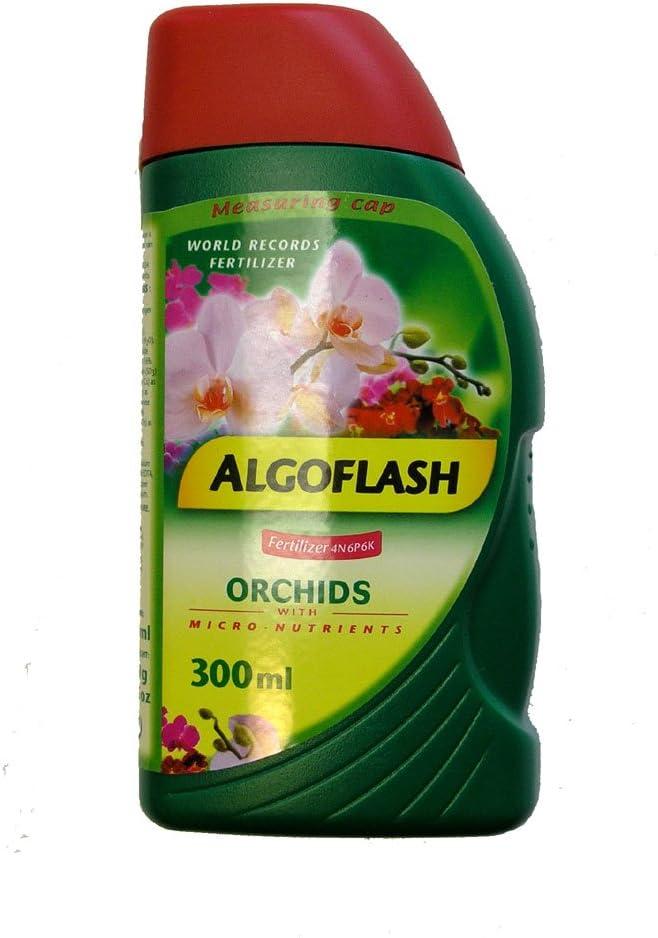 Algoflash Orchid Liquid Fertilizer - Single 250 ml or 20 Pack