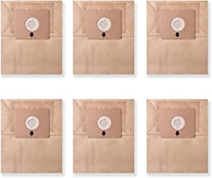 20 Pack Replacement Dust Bag for Bissell Zing Vacuum Model 4122, 1668, 1608 Compare to Part Number 2138425, 213-8425
