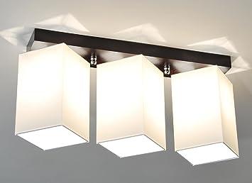 Unbekannt Designer Decken Leuchte Lampe Retro Deckenleuchte Friseur ...