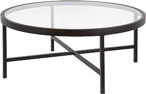 Henn&Hart Coffee Table, Black