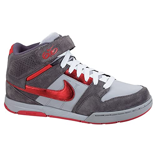 Action Air Nike 6 Oscuro Gris Zapatillas Mujer Red Mid 0 Mogan 2 7b6gYyf