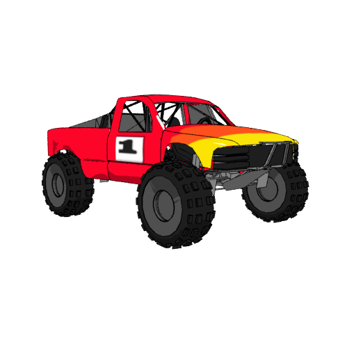 (Toy Truck Demo)
