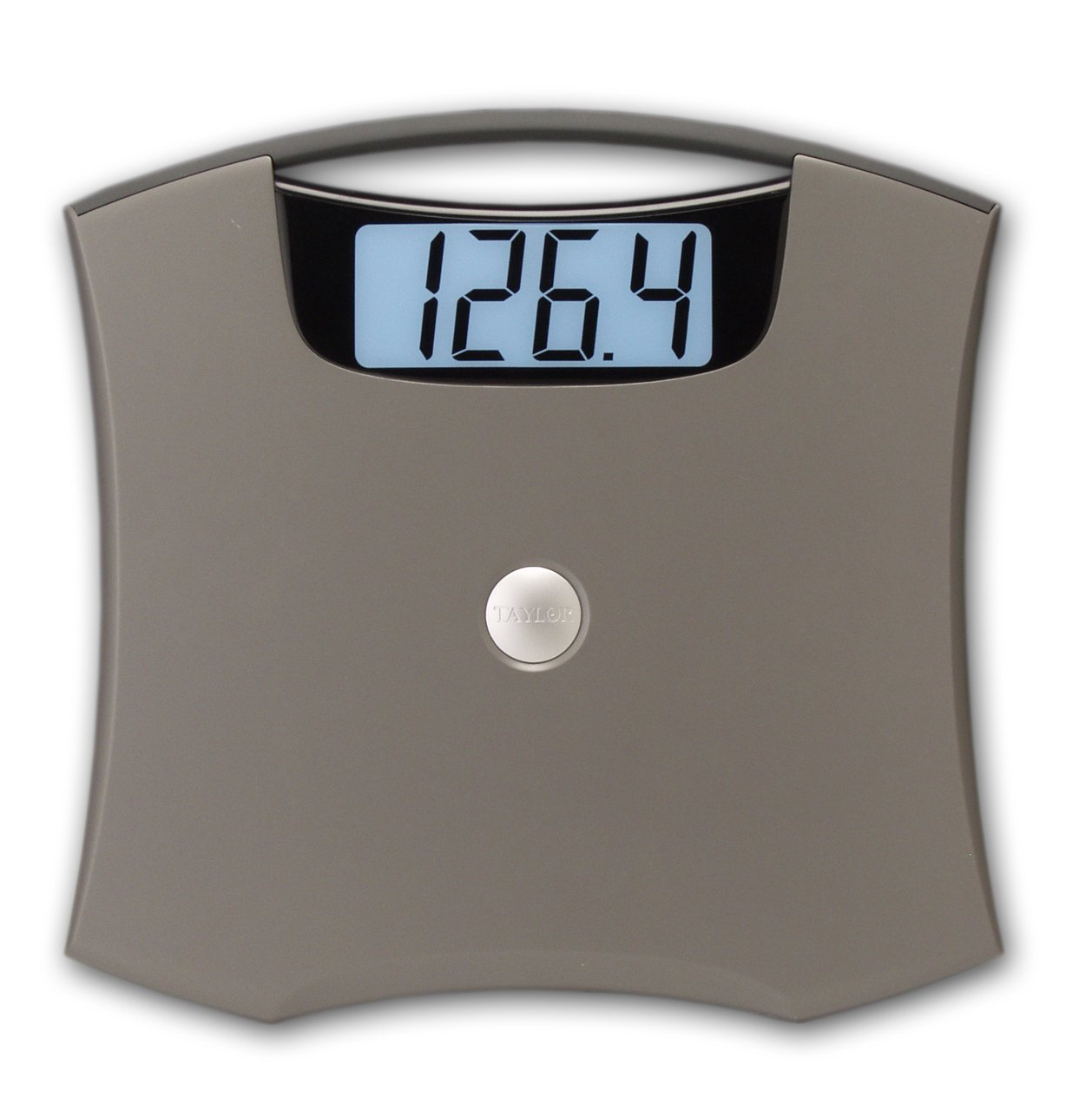 Amazon.com: Taylor Precision Products 7405 440 Pound Capacity Electronic  Scale: Health U0026 Personal Care