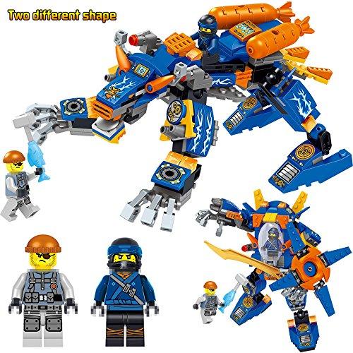 YEXING Ninjago Kai Jay Zane Cole Lloyd Carmadon With Tornado Motorcycle Compatible With LegoINGlys Ninjagoes bricks Building