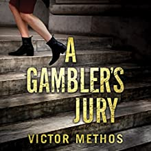 A Gambler's Jury Audiobook by Victor Methos Narrated by Teri Schnaubelt