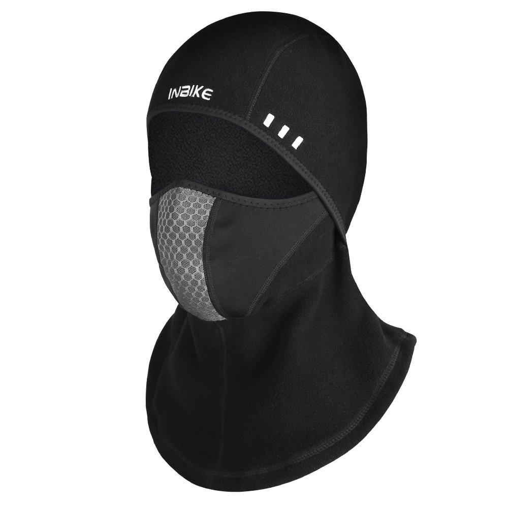 INBIKE Winter Face Mask,Polar Fleece Windproof Outdoor Sports Warm Balaclava for Men Women