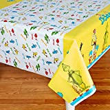 BirthdayExpress Dr Seuss Party Supplies - Plastic Table Cover