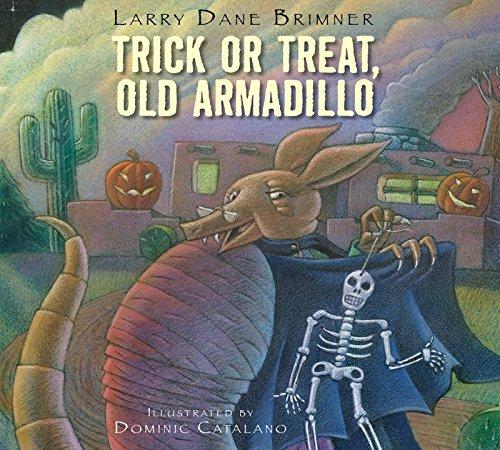 Trick or Treat, Old Armadillo (Armadillo Costume)