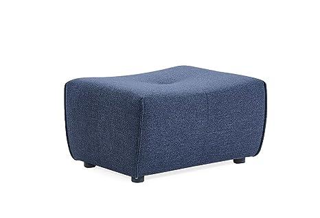 Meubletmoi - Puf modulo para sofá Compuesto, Tejido - Diseño ...