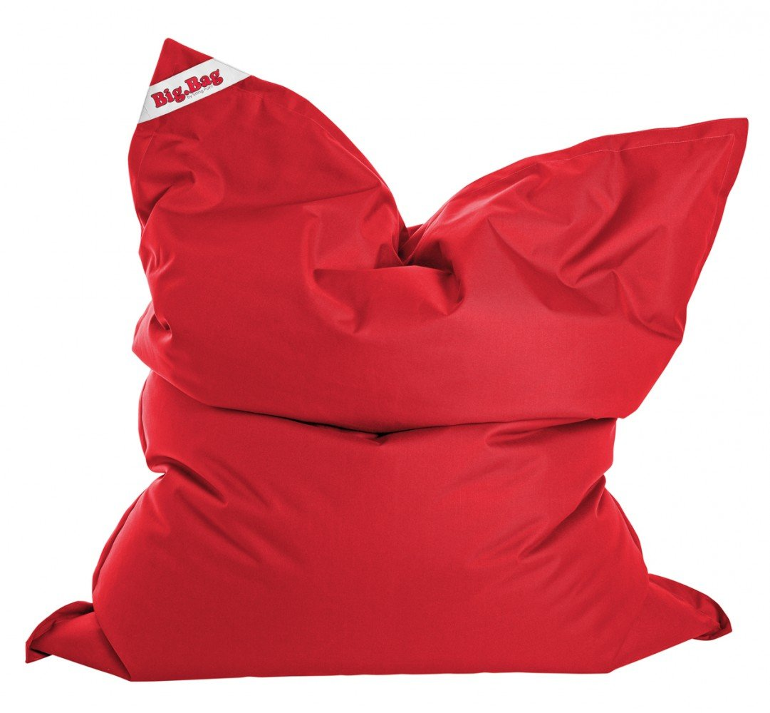 Sitting Point Cuscino Gigante The Big Bag Pomodoro