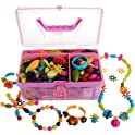 500-Piece Gili Jewelry Making Creativity Snap Set