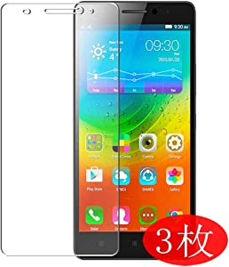 ?3 Pack? Synvy Screen Protector for Lenovo A7000 Plus TPU Flexible HD Film Protective Protectors [Not Tempered Glass]