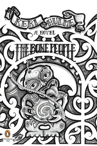 Book cover for The Bone People