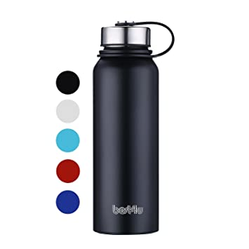 Amazon.com: best4u – Botellas de Agua de Acero Inoxidable ...