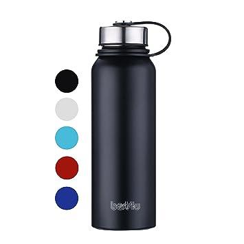 Amazon.com: best4u – Botellas de Agua de Acero Inoxidable ...