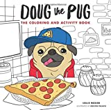 img - for Doug the Pug: The Coloring and Activity Book book / textbook / text book