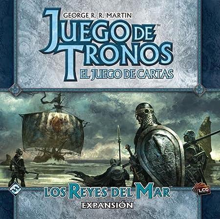 Los Reyes del Mar Expansion Juego de Tronos: Amazon.es: Juguetes y juegos