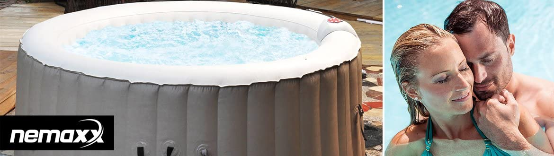 Lamellenfilter Kartuschenfilter für Whirlpool Jacuzzi NEMAXX SPA Ersatzfilter