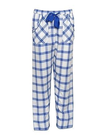 Cyberjammies 3516 Maya Blue Check Pyjama Pant  Cyberjammies  Amazon ... 955f388bd