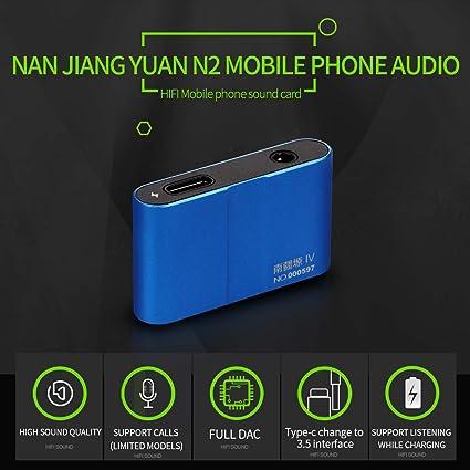 Amazon.com: NJY 4 Generaciones de N2 Portátil Teléfono Móvil ...