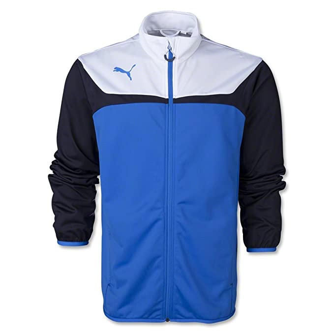 Puma Esito 3 Tricot - Chaqueta para Hombre - Azul - Medium: Amazon.es: Ropa y accesorios
